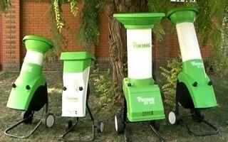 Садовые измельчители – виды, особенности эксплуатации и рейтинг лучших моделей