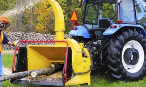 Измельчители веток для трактора: разновидности и особенности конструкции