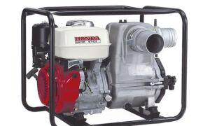 Мотопомпы «Honda» — технические решения для непростых условий эксплуатации