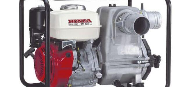 Мотопомпы «Honda»