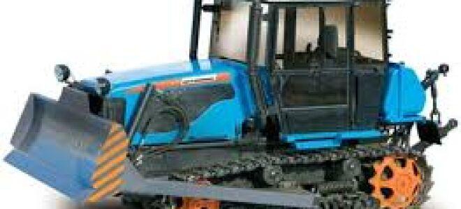 Трактор ВТ-90: возможности и технических характеристики