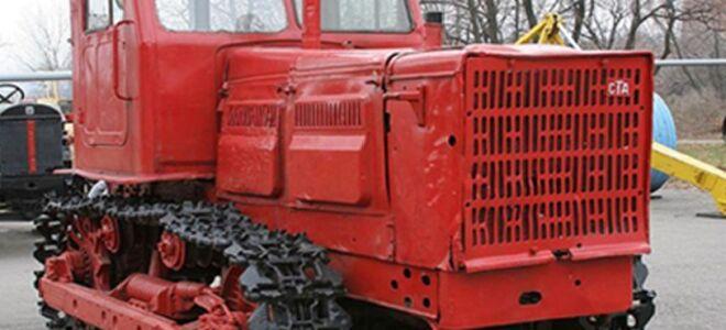 Общая характеристика трактора Т4 и особенности его модификаций