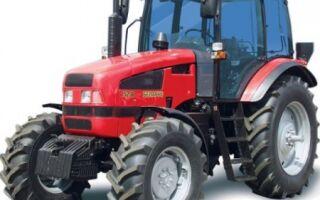 Модельный ряд универсальных тракторов МТЗ – описание, характеристики, возможности