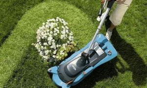 Все про функцию мульчирования в современной газонокосилке