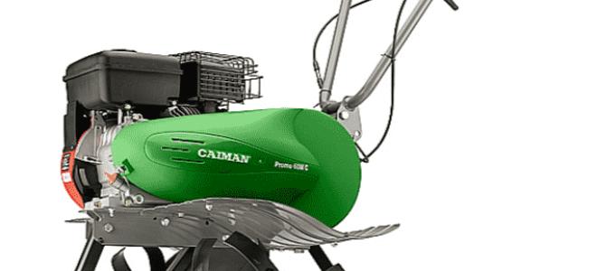 Мотокультиватор Caiman: высококачественная инновационная техника для работы на участках