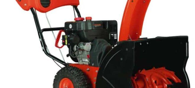 Снегоуборочная техника Forza – все современные нововведения в одном агрегате