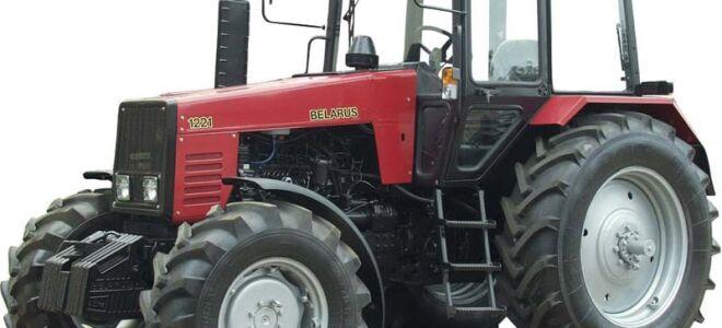 Трактор МТЗ 1221 — полный обзор особенностей и характеристик