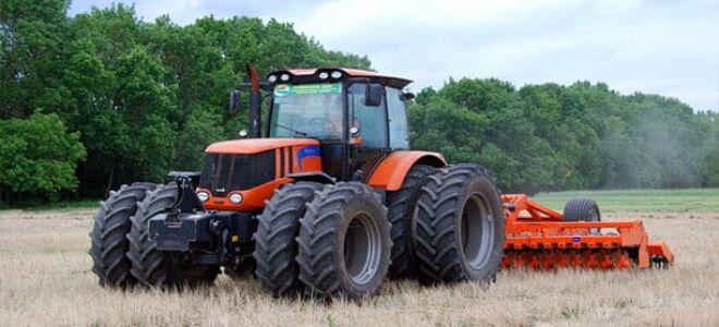 Тракторы Террион