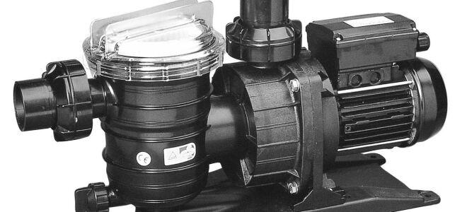 Насосы для бассейнов – устройство, типы и установка