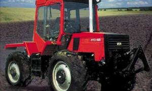 Тракторы ЛТЗ