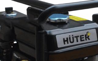 Мотопомпы «Huter»: обзор модельного ряда и его характеристики