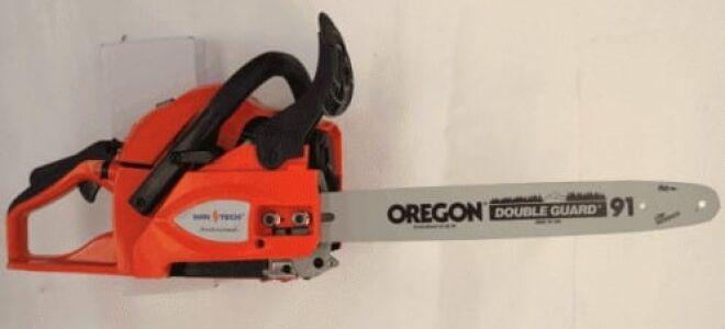 Бензопилы «Oregon»