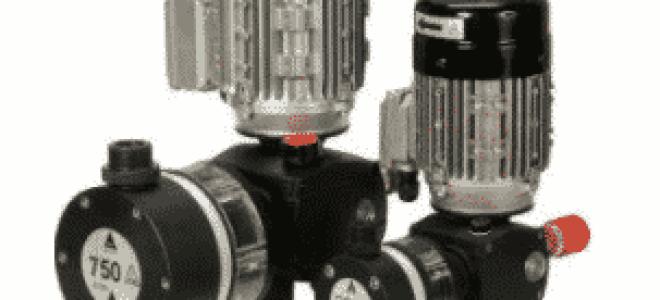 Поршневые и плунжерные водяные насосы, устройство и принцип действия