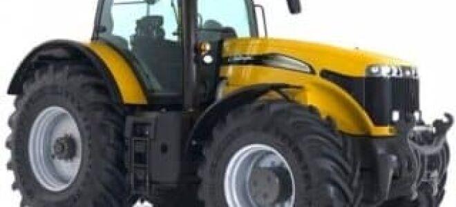 Тракторы Challenger (Челленджер)
