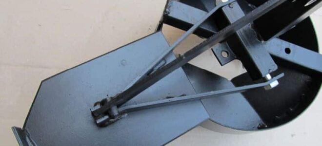 Бур ТИСЭ: простота и эффективность при строительстве столбчатого фундамента