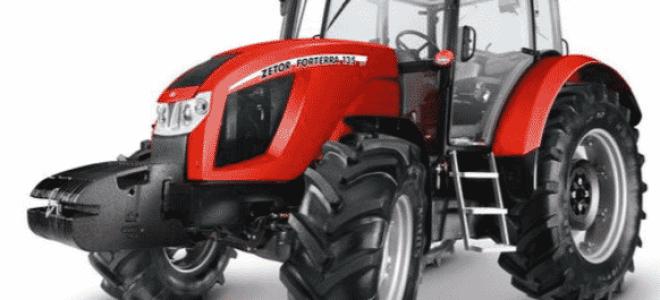 Тракторы Zetor (Зетор)
