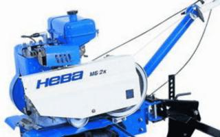 Мотоблок Нева МБ 2: конструктивные особенности и возможности модернизации