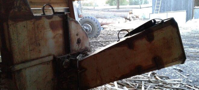 Дробилка для переработки древесины – устройство, виды и изготовление своими руками