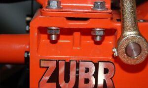 Мотоблок дизель Зубр 6 л. с. – мощный помощник для работы на приусадебных участках