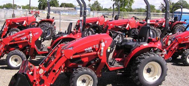 Тракторы Тим (TYM)