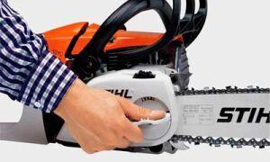 Бензопилы Stihl – обслуживание, ремонт и описание популярных моделей