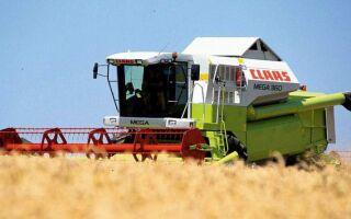 Комбайны «Claas» – сельскохозяйственные агрегаты нового поколения