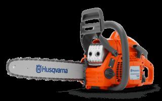 Бензопила Husqvarna 140 — особенности эксплуатации и обслуживания