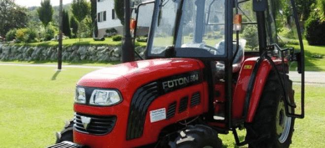 Минитрактор Фотон – универсальная, многофункциональная техника для фермера