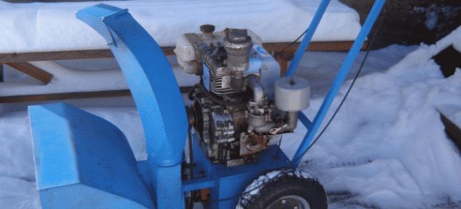 Самодельные снегоуборщики – из чего можно собрать незаменимое зимой приспособление