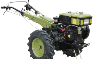 Мотоблок Кентавр модели 1080д – возможности дизельного аппарата
