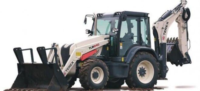 Тракторы Терекс (TEREX)