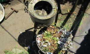 Как сделать самому дробилку и измельчитель из стиральной машины?