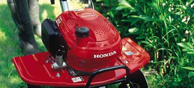 Культиватор Хонда: лучшее высококачественное оборудование