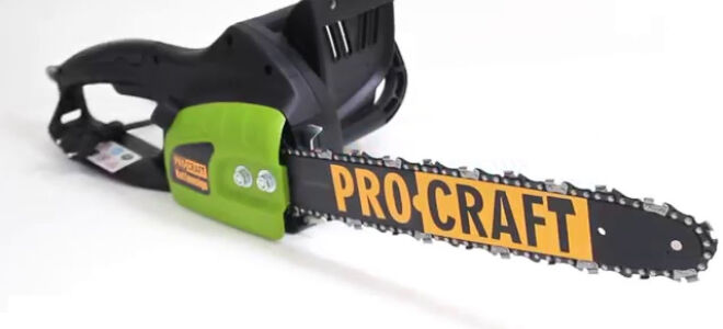 Электропилы «Procraft» – надежный бытовой инструмент от молодого бренда