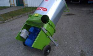 Измельчитель для сена – устройство и принцип изготовления самодельного агрегата
