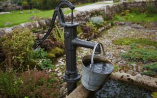 Насосы для воды ручные поршневые