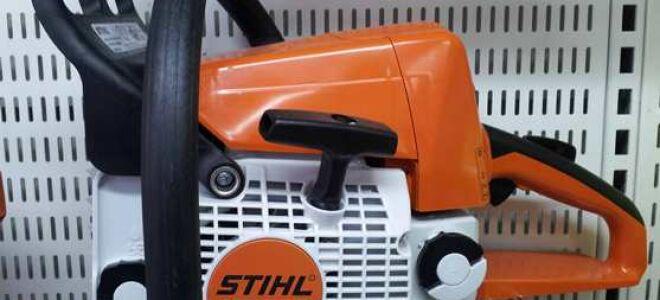 Практичная бензопила Stihl MS 230