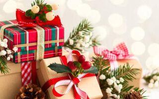Что подарить на Новый 2019 год близким и друзьям?