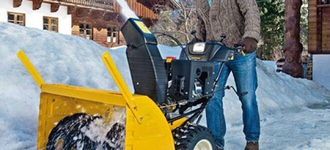 Рейтинг снегоуборщиков по надежности, мощности и другим параметрам