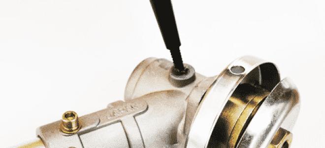 Предназначение редуктора для триммера, его конструкция и уход
