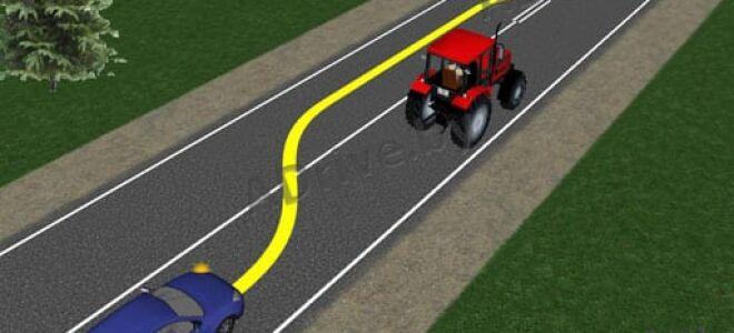 Возможность управлять трактором и лишение водительских прав