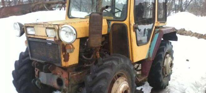Маневренный трактор К-20 для сельскохозяйственных и вспомогательных работ
