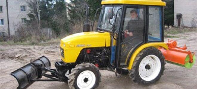 Основные модели трактора Уралец – их отличия и преимущества