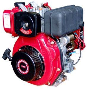 Дизельный двигатель на мотоблок