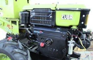 Мотоблок Зубр (Zubr)