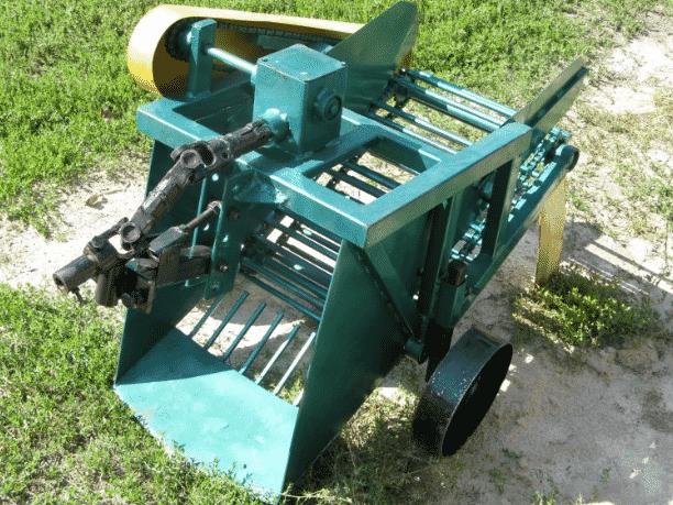 Картофелекопалка транспортерная на минитрактор своими руками 44