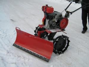 Отвал / лопата для уборки снега для мотоблока