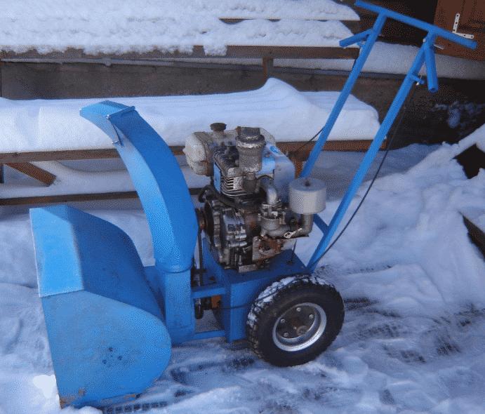 Самодельные мини трактора