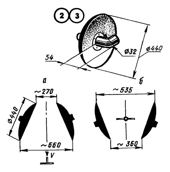 Окучник для минитрактора своими руками - чертеж, схема
