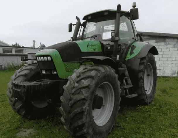 Трактор Agrotron 265
